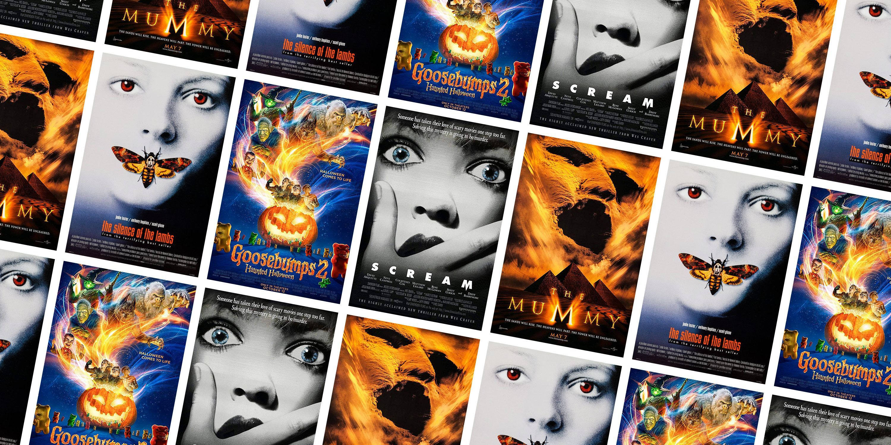 These Are the Absolute Spookiest Halloween Movies on