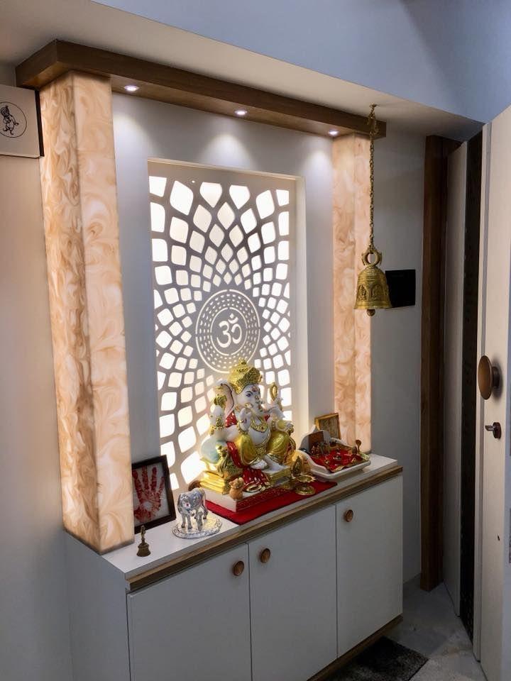 Pooja Room Designs For Flats: Best Wardrobe Design In India - GharPedia In 2020