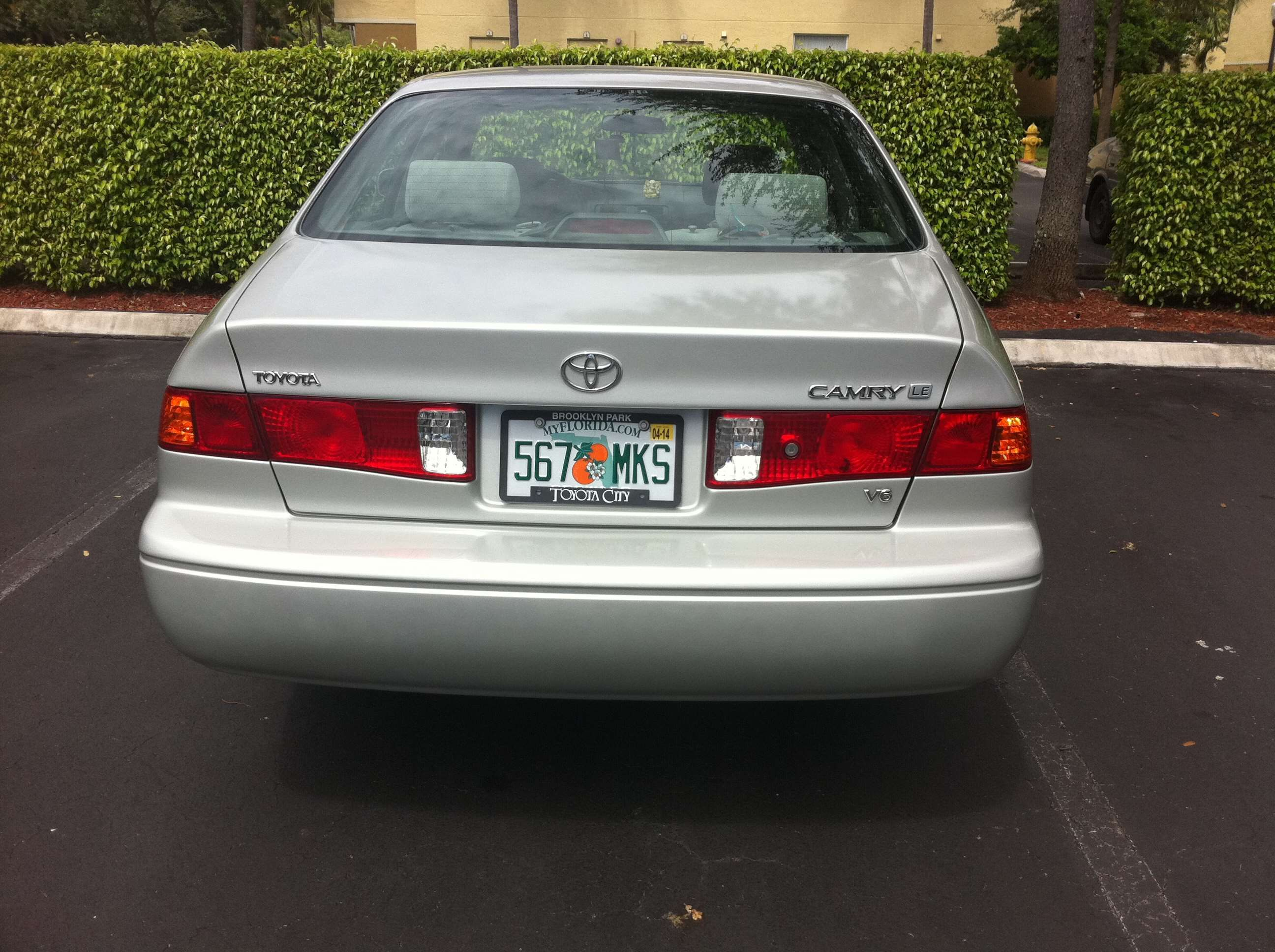 United Car Exchange Car Camry Toyota Camry