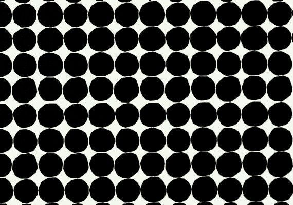 Pienet Kivet Wallpaper Black/White