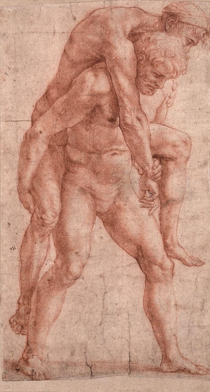 Michelangelo — https://michelangeloss.tumblr.com/ | Drawing ...