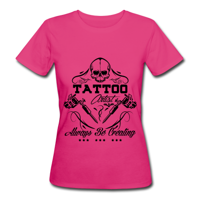 Tattoo-Motiv | Tattoo Artist | Always Be Creating· Druck: zentriert »|«