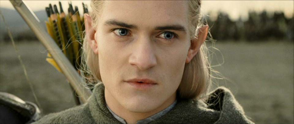 Orlando Bloom Lord Of The Rings Funny Faces