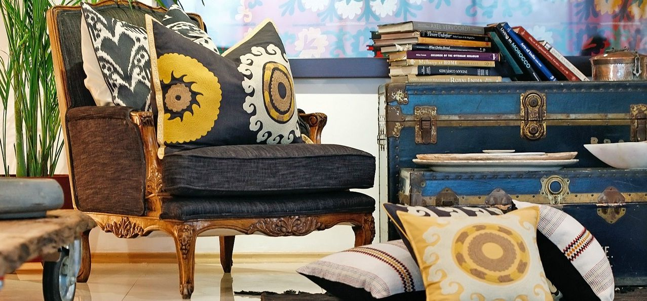 Sarita Handa Retail In New Dehli India Sofa Chair