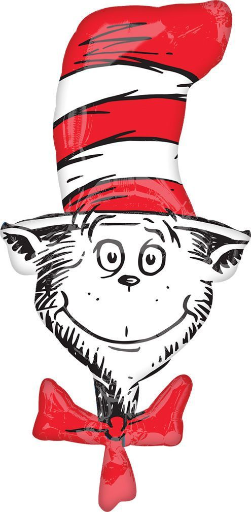 cat in the hat characters