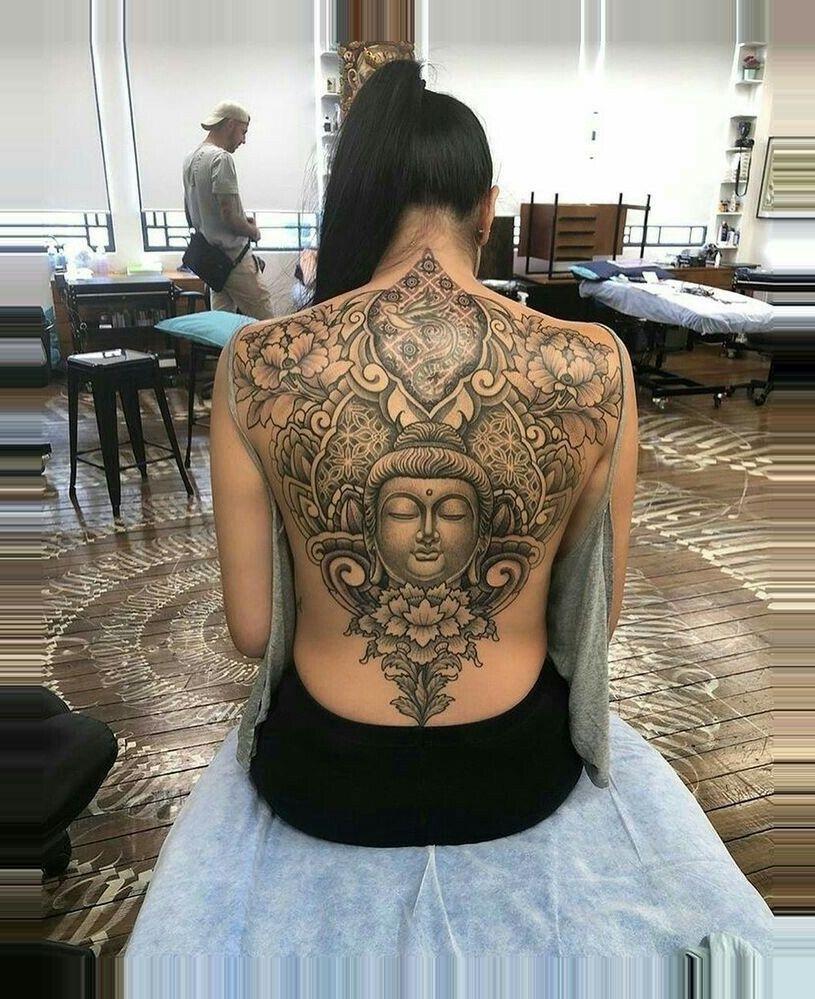India Love Back Tattoo : india, tattoo, Tats/tatoo