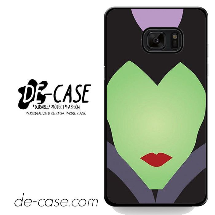 Maleficent DEAL-6800 Samsung Phonecase Cover For Samsung Galaxy Note 7