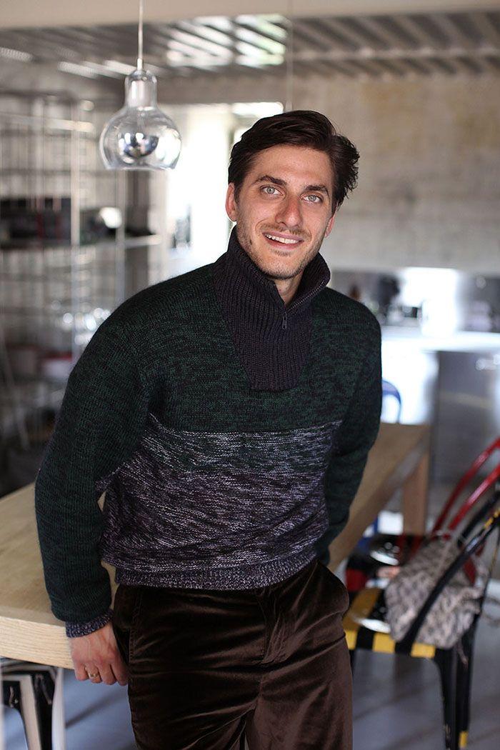 Luca Marinelli - Attore Italiano - Jeeg Robot | GB PLACE