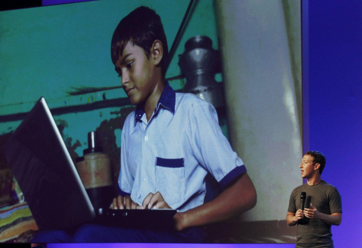 India puts the kibosh on Facebook's 'Free Basics