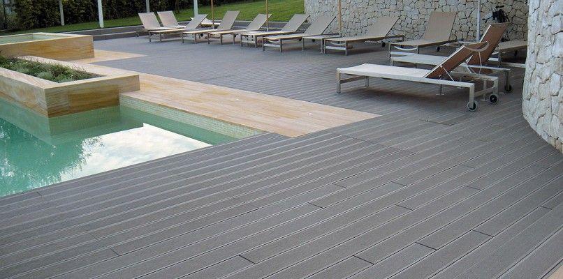 Naturwood il decking di nuova generazione in wpc legno composito pavidea srl pavimenti in - Pavimento pvc esterno ...