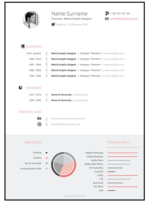Free Cv Pack By S Pov Spovv Via Behance Cv Resume Template Resume Templates Web Design