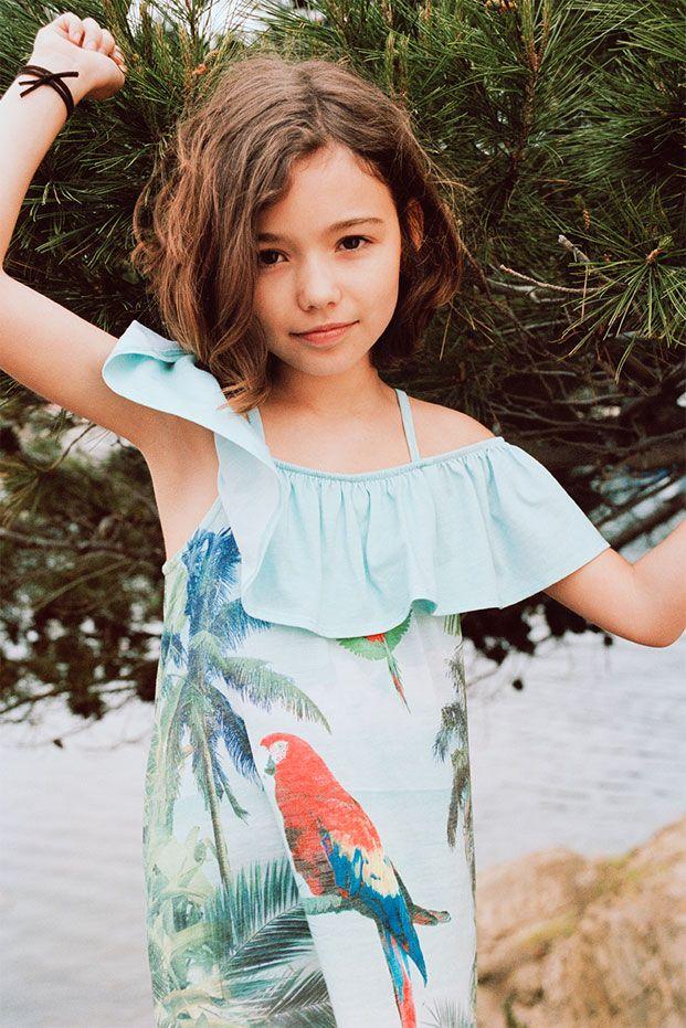 ZARA - #zaraeditorials - KIDS / SUMMERTIME   Kids fashion ...