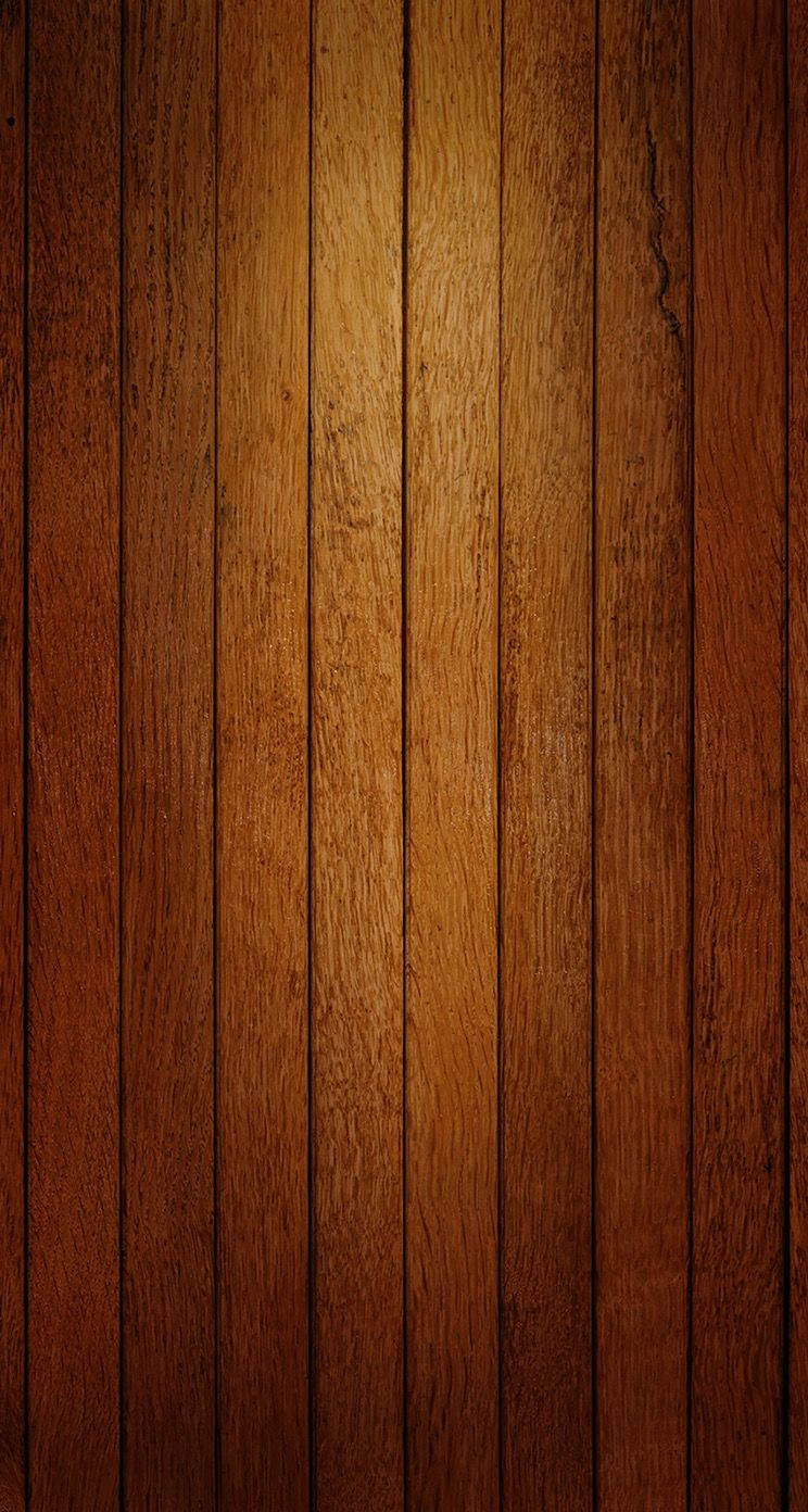 Tap And Get The Free App Minimalistic Unicolor Wooden Stripes Brown Simple Hd Iphone 5 Wallpaper Latar Belakang Dinding Kayu Kayu