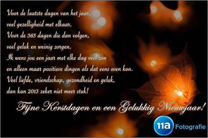Teksten met wensen voor kerst en nieuwjaar. | Nieuwjaarswensen ...