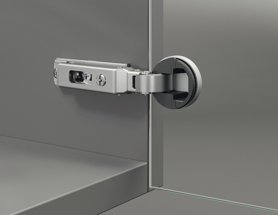 Glass Door Concealed Hinge Salice 94 Opening Angle Self Closing Inset Mounting In The Hafele America Shop In 2020 Concealed Hinges Glass Door Hinges