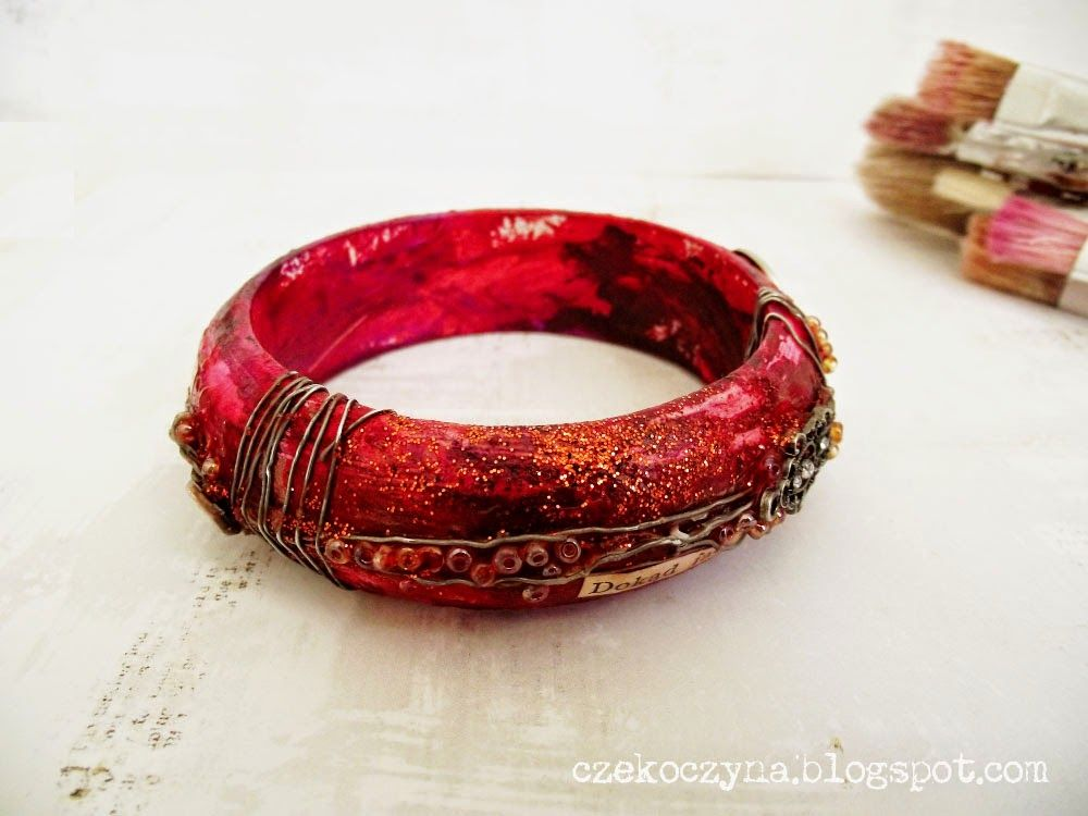 Why I'm going? - traveller's bracelet