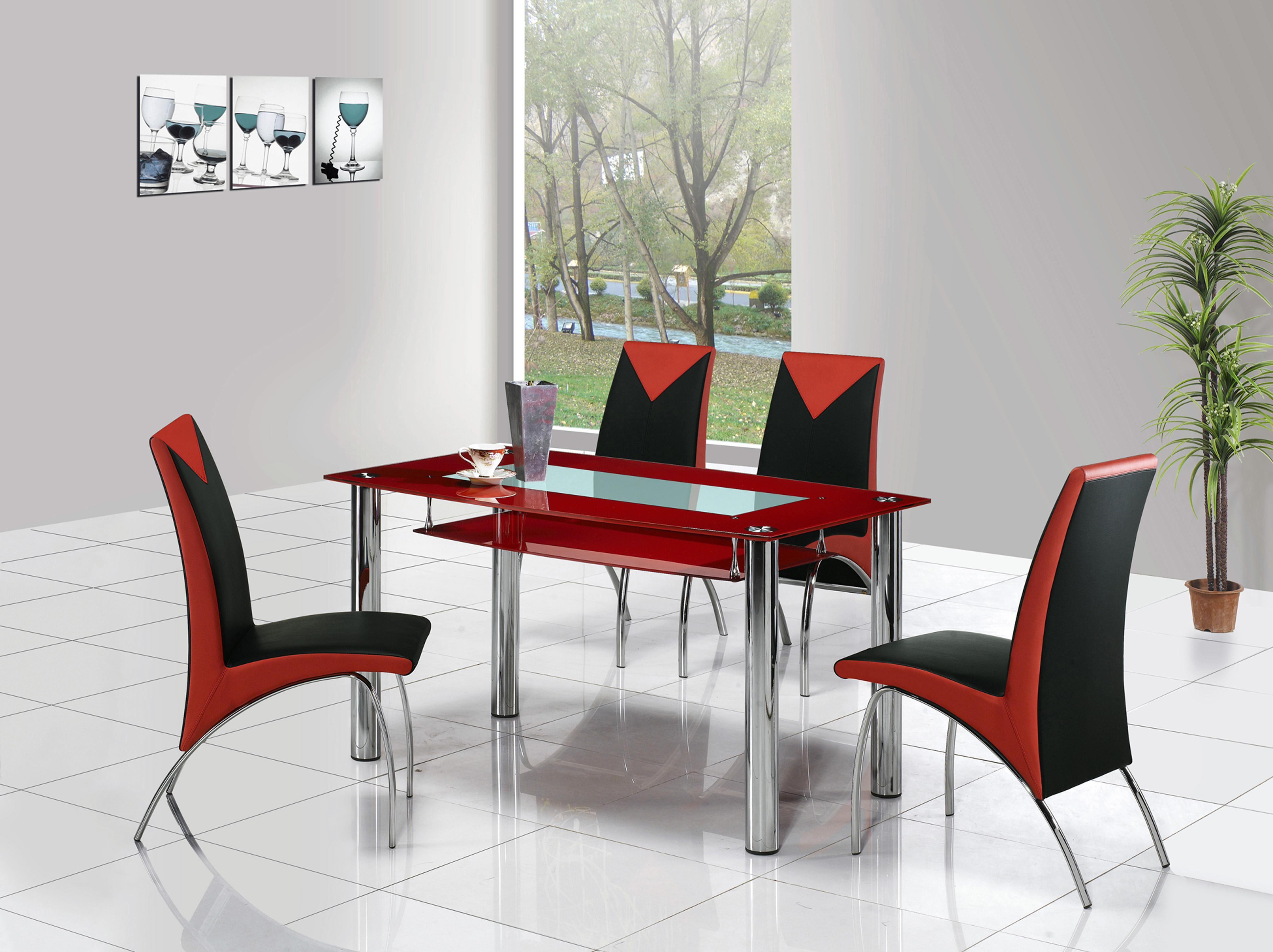 Red Leather Dining Room Chairs For Sale Small Glass Kitchen Table Sets Today  Httppatiobeachclub