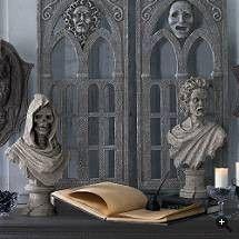 Spooky 3D Bust