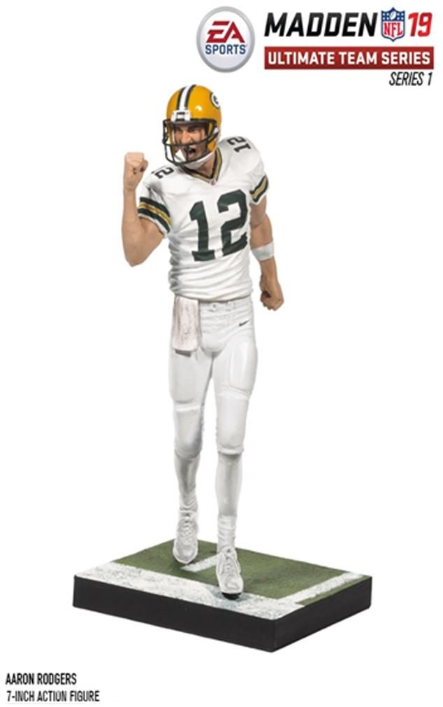 481403448 Introducing the Season Three line up of the EA Sports Madden NFL 19  Ultimate Team Action Figure line from McFarlane Toys. Build