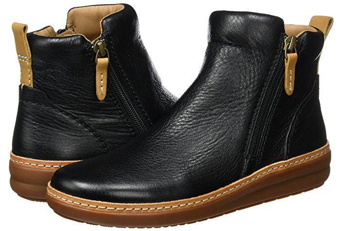 timeless design 4f7ff ef05a Clarks Damen Amberlee Rosi Stiefel: Amazon.de: Schuhe ...