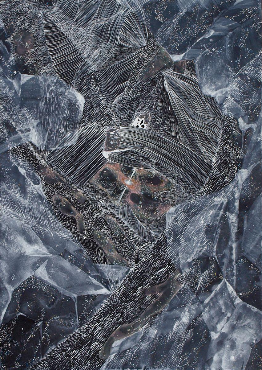 Strange and Beautiful Paintings by Yosuke Yamaguchi