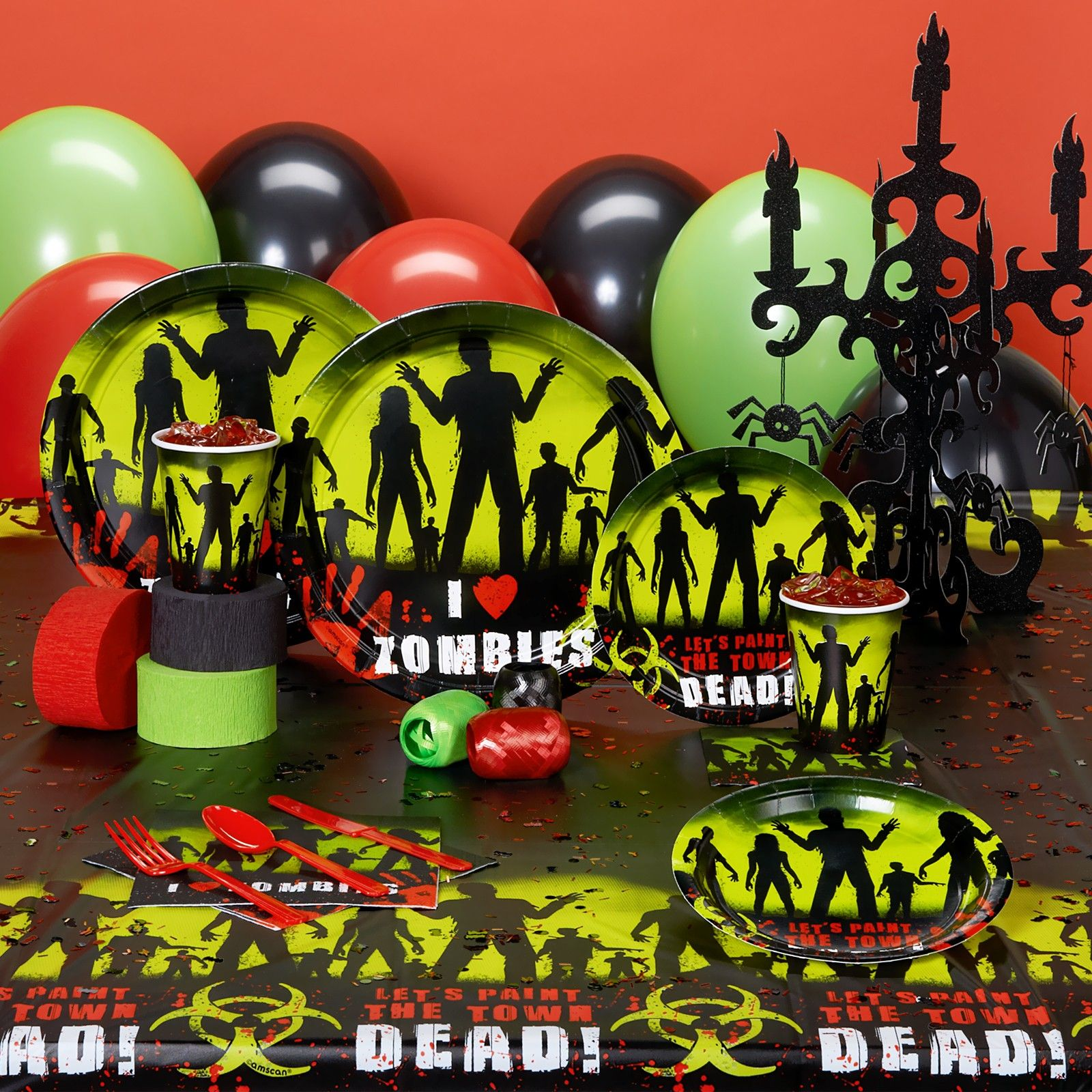 1000+ images about Zombie Party on Pinterest | Brain cupcakes ...
