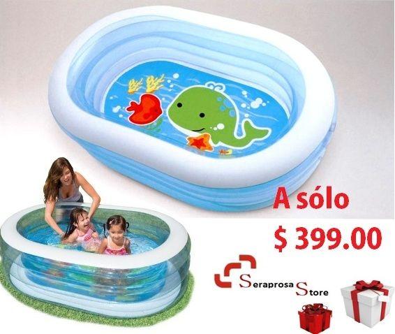 Piscina para bebes piscinas salvavidas inflables y m s for Piscina p bebe