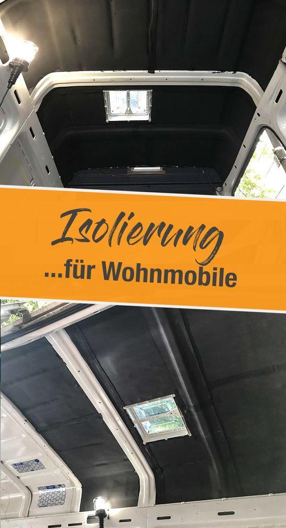 Photo of Wohnmobil ISOLIERUNG: Dämme deinen Camper mit Armaflex!