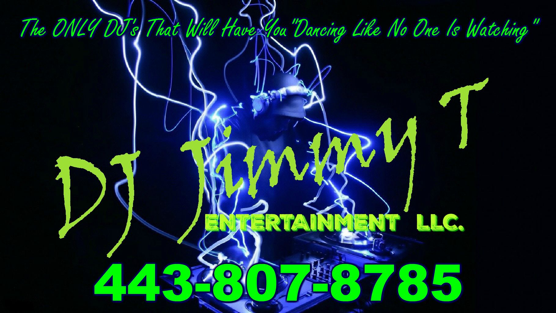 DJ Services Dance like no one is watching, Entertainment