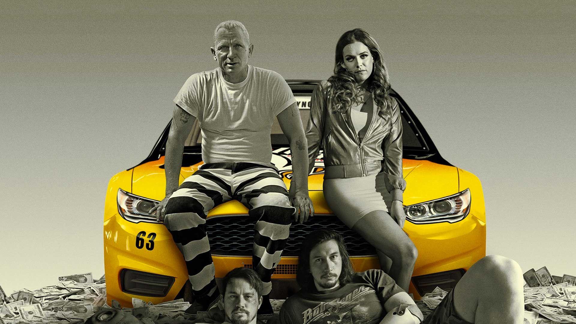 Sordid Cinema Podcast 529 'Logan Lucky' and 'Split