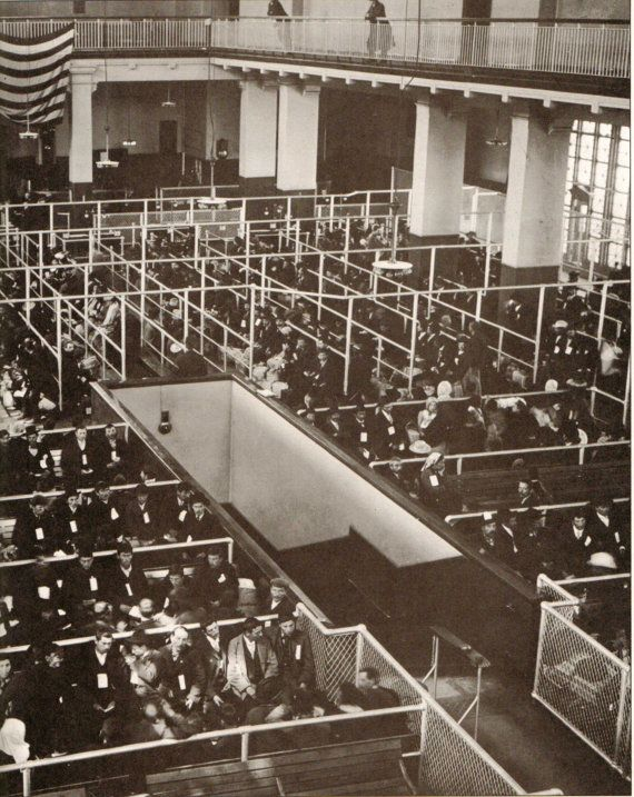ellis island a new home for the immigrants Ellis island was america's largest immigration station between 1892 and 1954,   not everyone arriving by boat into new york harbor had to go through ellis  the  politically powerful to limit immigration and barriers were put into place: a.