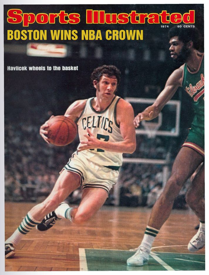 May 12, 1974 The Boston Celtics won their 12th NBA