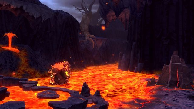 Dragon Nest Europe Released Lv 80 Content and Volcano Nest | Lava