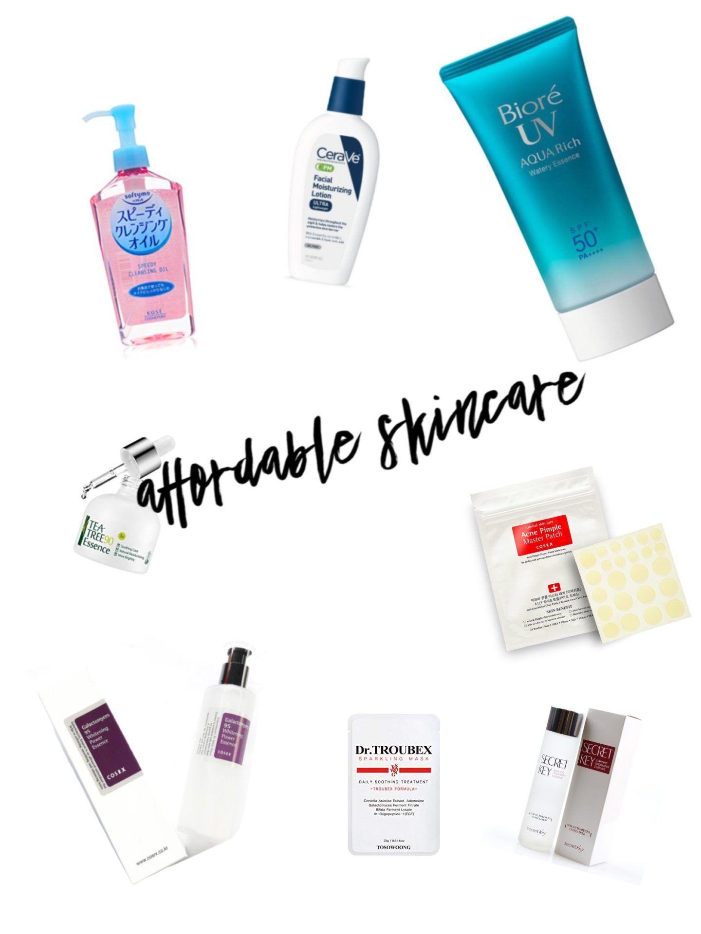 Affordable Skincare The Skincare Diary Affordable Skin Care Affordable Skin Care Routine Skin Care