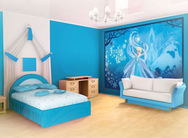 30 Bellissime Camerette a Tema Disney per Bambini | Bedrooms ...