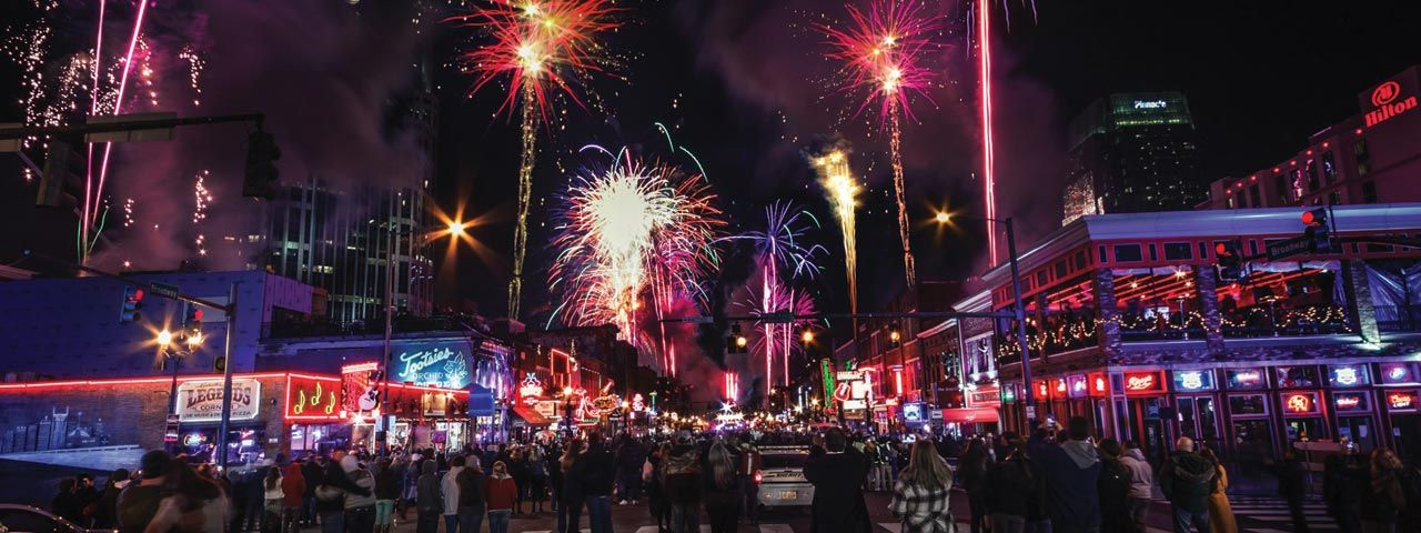 Nashville's New Year's Eve Event Details Visit