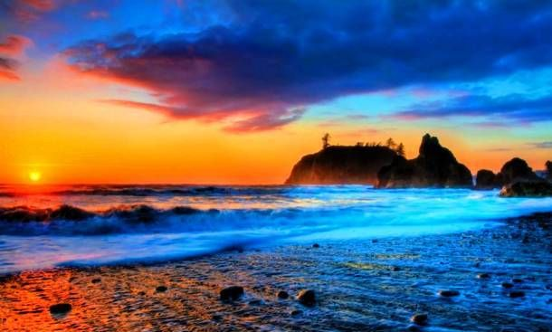 25 Jaw Dropping Hawaiian Landscapes Sunset Beach Oahu Beach Sunset Wallpaper Beach Sunset Sunset Wallpaper