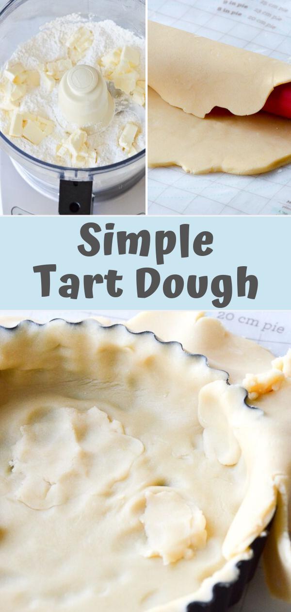 Pâte Sucrée Sweet Tart Dough