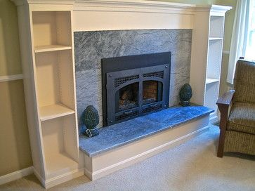 Soapstone Fireplace Design Ideas Pictures Remodel And Decor Fireplace Design Fireplace Surrounds Cottage Fireplace