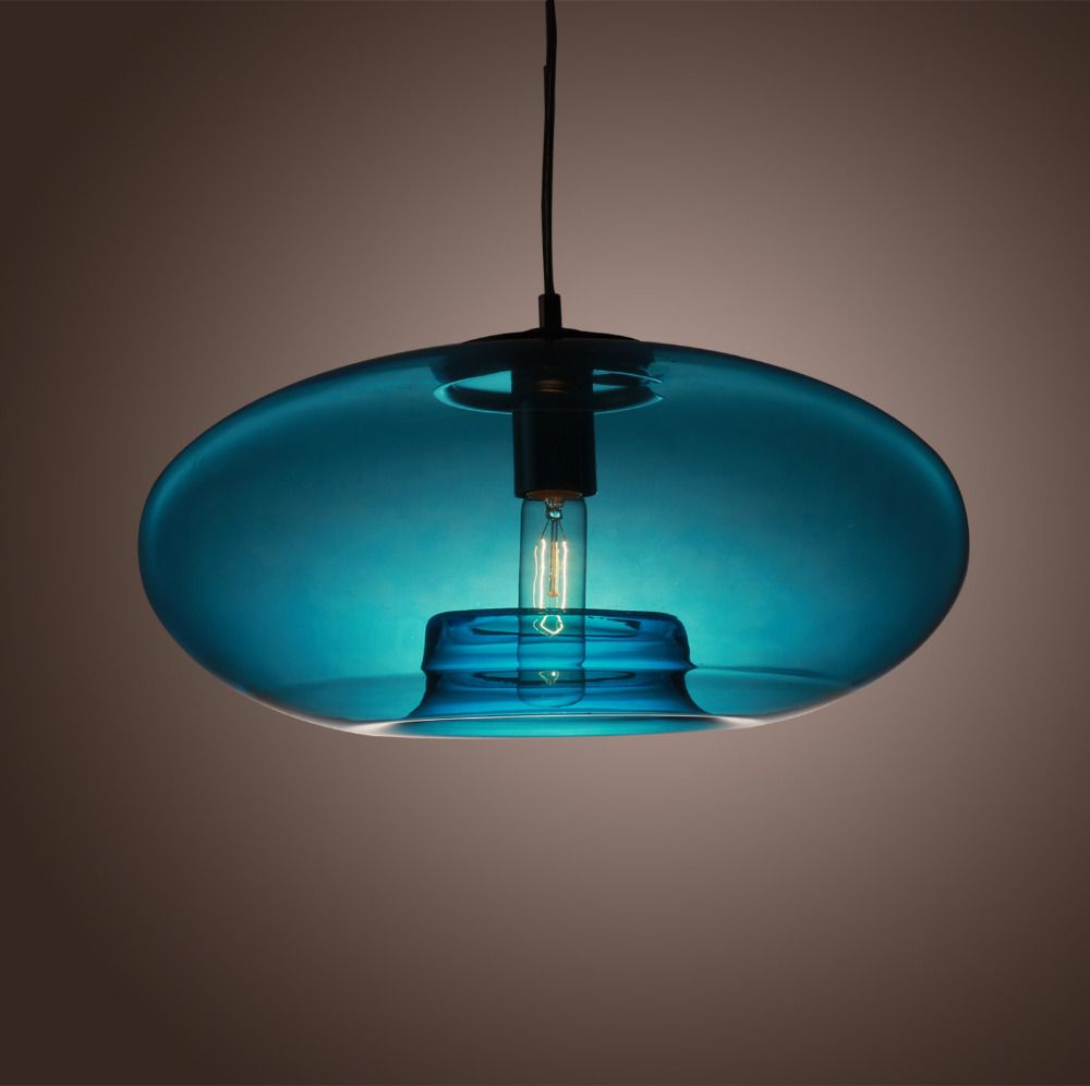 Lamp shades design glass pendant american modern pendants lights lamp shades design glass pendant american modern pendants lights with blue round shade lighting fixtures mozeypictures Gallery
