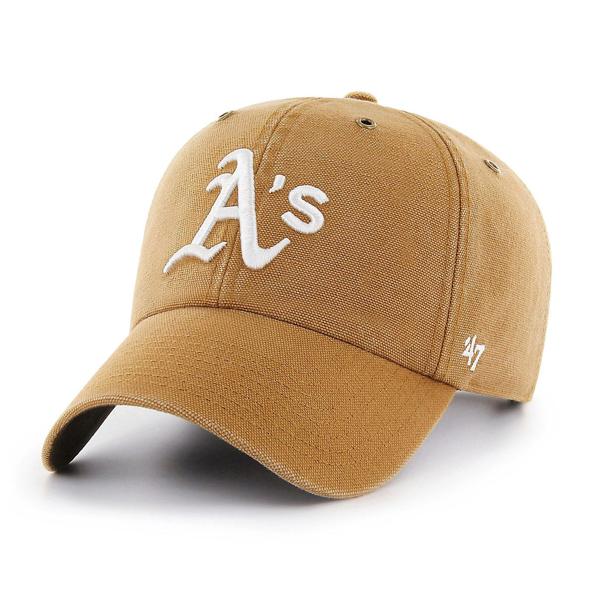 82cfbfa551856 Shop the Carhartt x  47 Oakland Athletics Lansdowne  47 Clean Up for Men s  at Carhartt.com for Men s Hats that works as hard as you do.