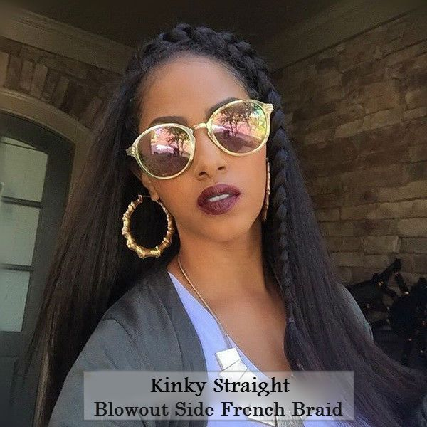 top 8 blow natural kinky hairstyles