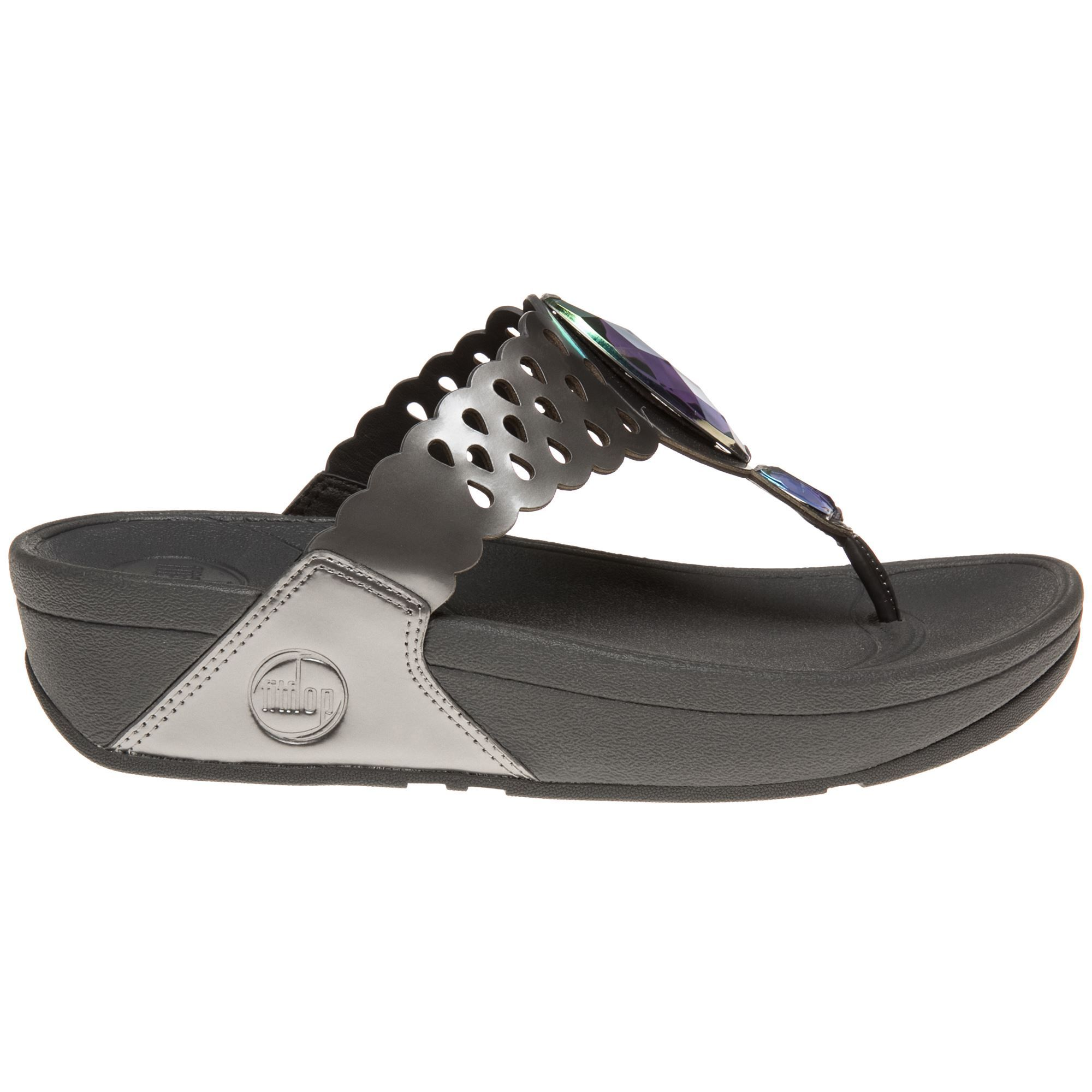 reputable site eea15 6d954 FitFlop Bijoo Sandals £49.99 | Just Dropped | Fitflop, Love ...
