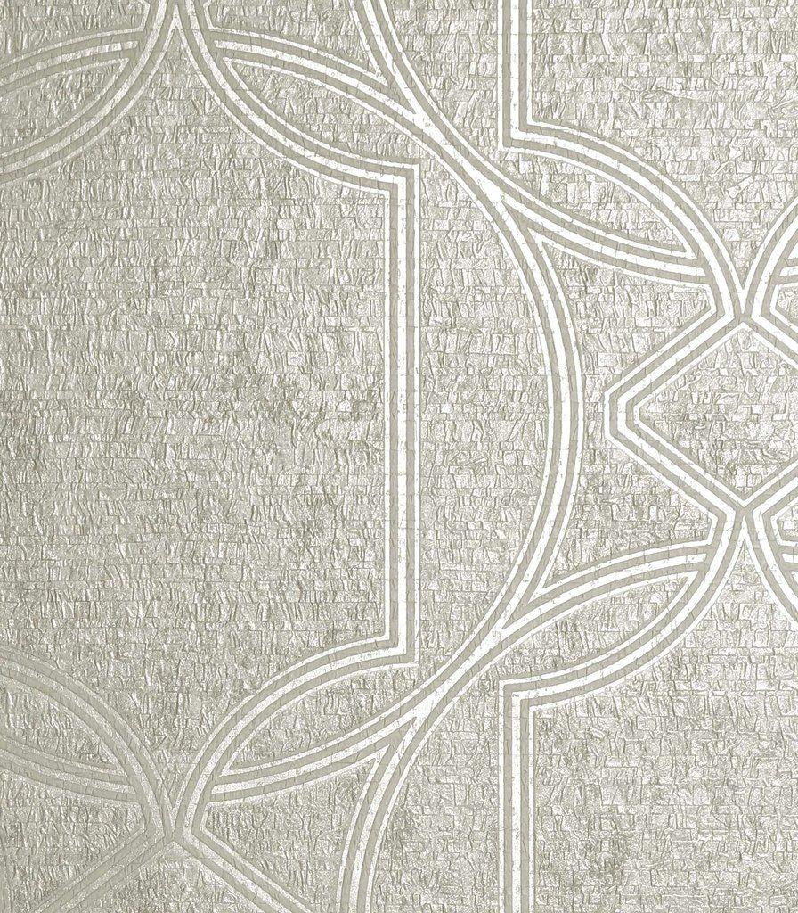 Deco Geo Ecru Boutique Wallpaper Cream Wallpaper Wallpaper