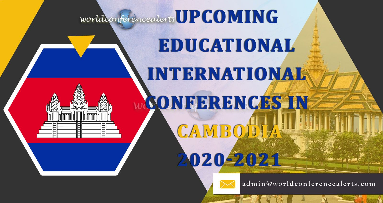 Cambodia organize professional academic conferences
