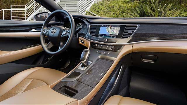 2017 Lacrosse Sedan Interior Photos Buick Luxury Sedan Buick Sedan