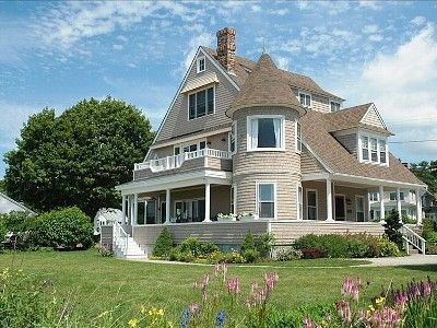 Kennebunk Beach Southern Coast of Maine Vacation House Rental 7 bed