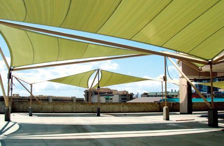Looking for high quality tensile structure and Fabric Tensile structures? Get High Quality Tensile Structure at most competitive prices. & shade structure | .:: Arch-Canopies Tensile structure screening ...