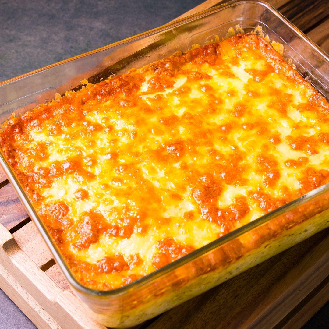Cheesy Ground Provision Pie Recipe Caribbean Recipes Trini Food Recipes