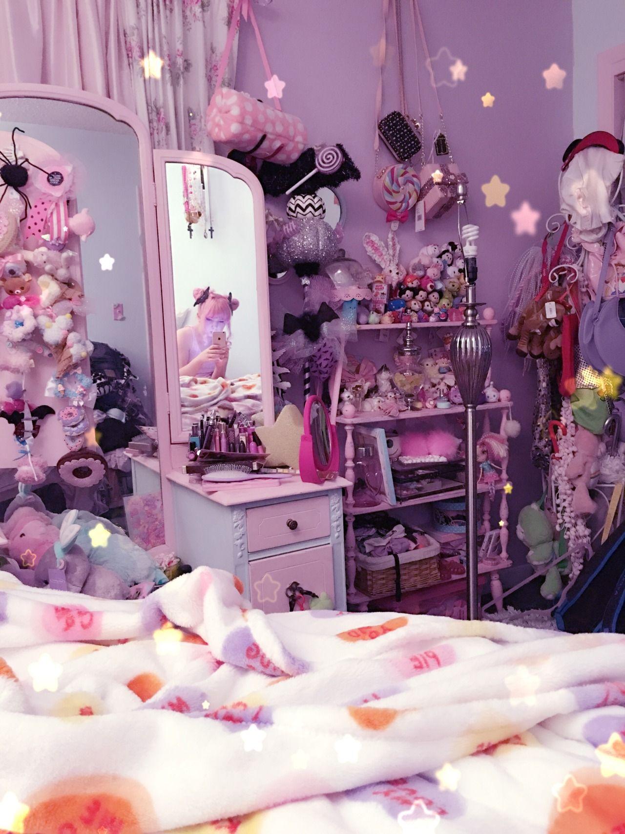 Pastel Room Tumblr Trang Trí Phòng